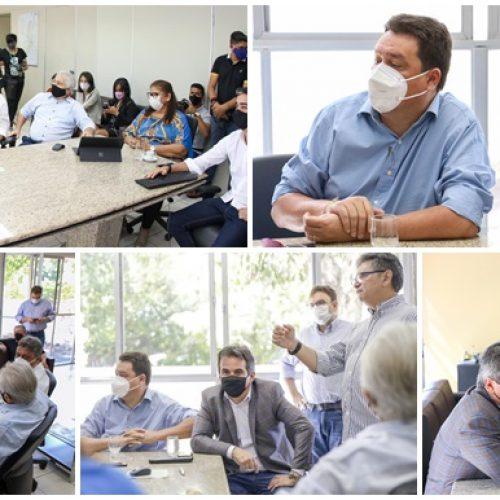 Ciro Nogueira anuncia obra de construção do anel viário de Picos