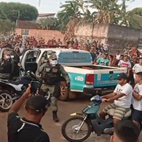 Evento de motociclistas termina em tumulto no Piauí