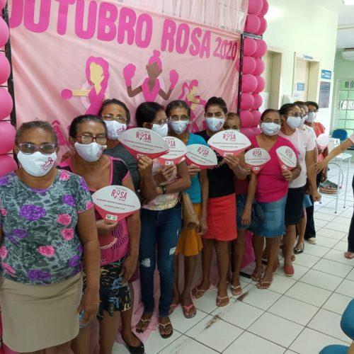 VERA MENDES |  Outubro Rosa conscientiza sobre a prevenção do câncer de mama mesmo em tempos de pandemia