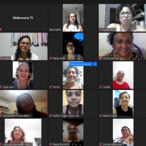 Projeto Defensoras Populares capacita lideranças femininas no Piauí