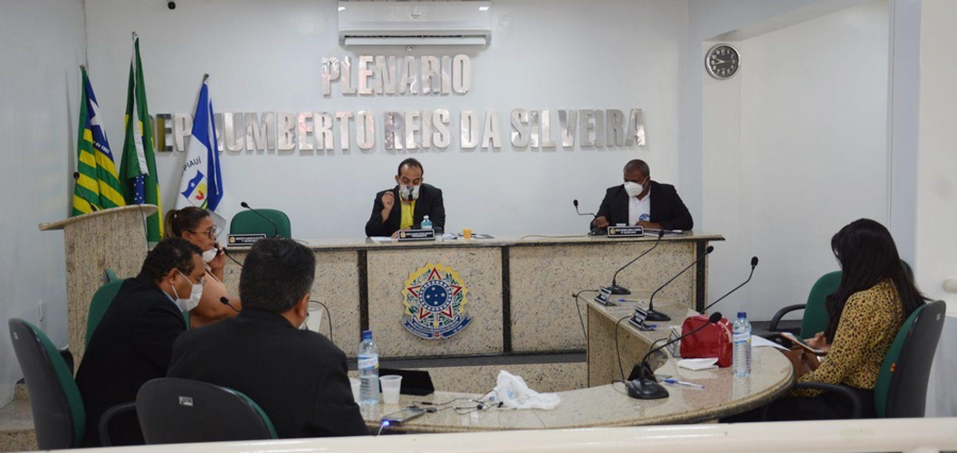 Câmara de Jaicós aprova Erratas e subsídios de vereadores, prefeito, vice e secretários serão reajustados em 2022