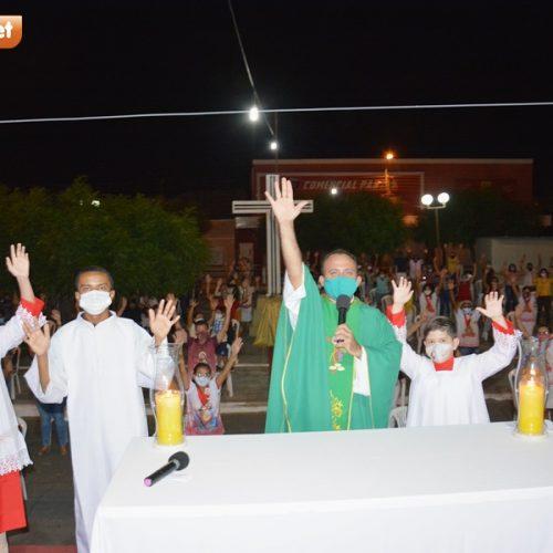Tem início os festejos de Santo Antônio em Padre Marcos