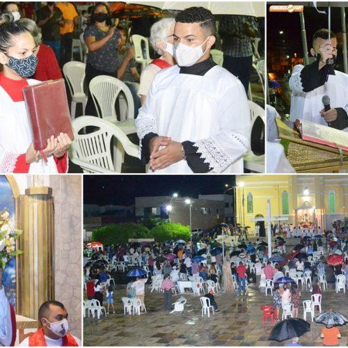 SIMÕES | Missa Solene presidida por Dom Plínio encerra 90ª Festa de São Simão; fotos!