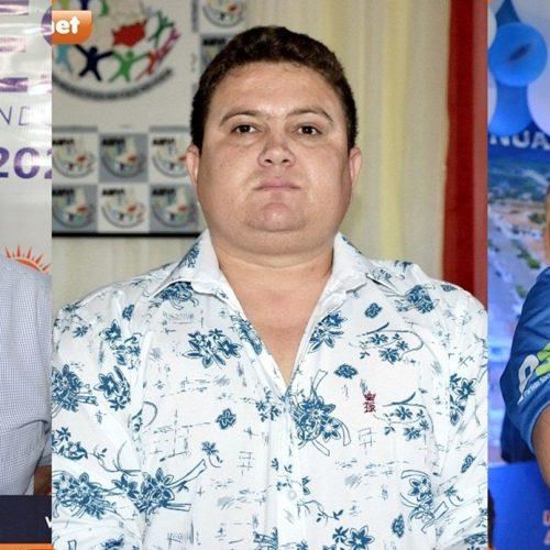 Caridade do Piauí, Simões e Santo Inácio terão candidato único a prefeito