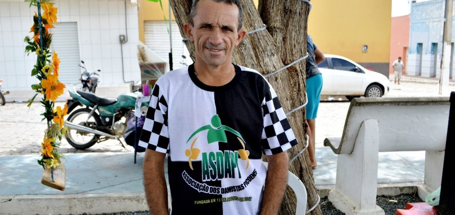 SÃO JULIÃO | Morre aos 47 anos, o damista e marceneiro Elmiro Moura