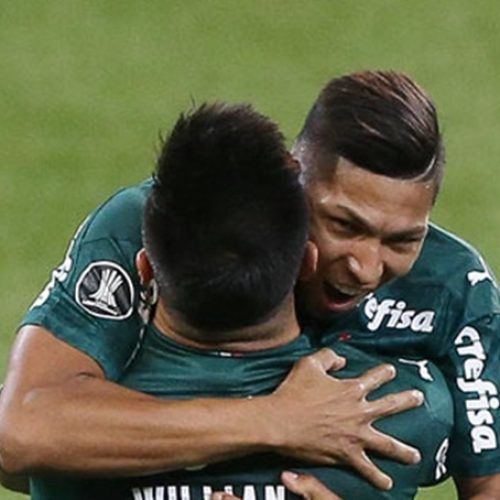 Palmeiras arrasa Bolívar, vai às oitavas e brigará por liderança na Libertadores