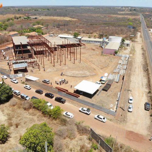 Novo hospital de Picos beneficiará 500 mil pessoas de 60 municípios