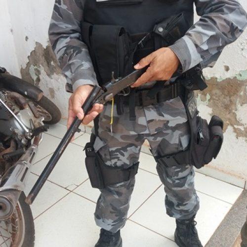 Suspeito invade fazenda e é alvejado com tiro de espingarda no Piauí