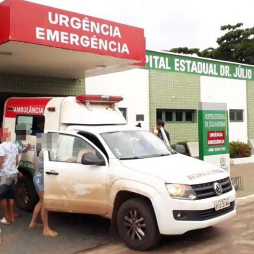 Garoto é atingido com disparo acidental de espingarda no Piauí