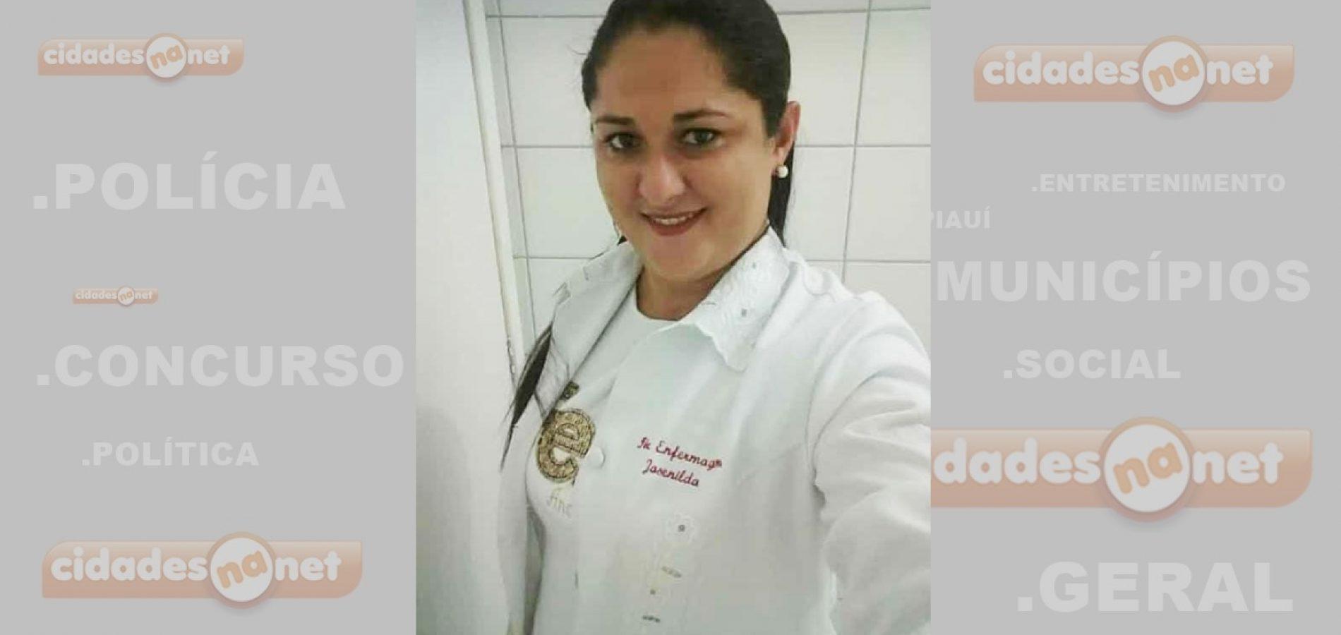 Mulher morre após sofrer descarga elétrica em Paulistana