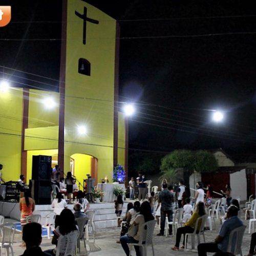 Missa abre o Tríduo do 39º festejo de Santo Antônio em Vila Nova do Piauí; fotos