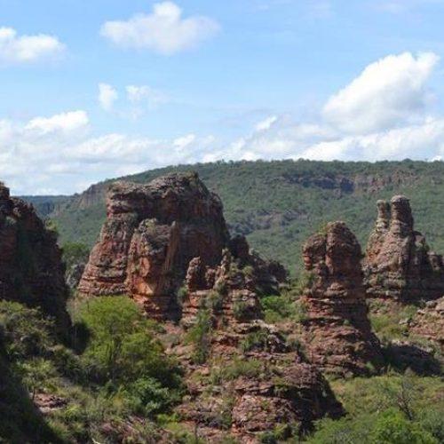Geopark Cidade de Pedras recebe melhorias para incentivar o turismo em São João da Canabrava
