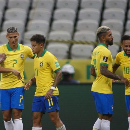Brasil goleia a Bolívia na estreia das eliminatórias da copa do mundo