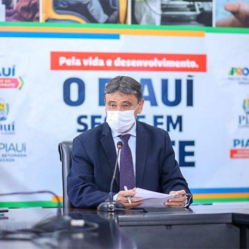 Em reunião com governadores, Wellington Dias defende liberação de vacina aprovada pela Anvisa