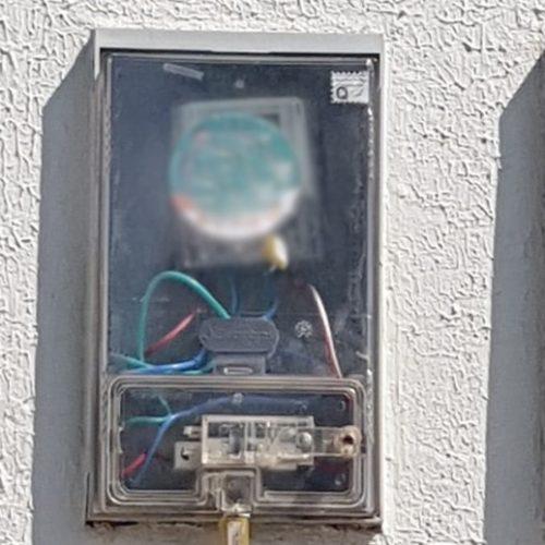 Propaganda eleitoral em medidor de energia pode gerar multa de até R$ 8 mil
