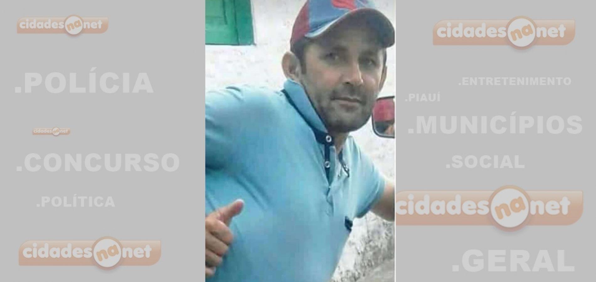 Acidente de moto deixa homem morto na zona rural de Vila Nova do Piauí