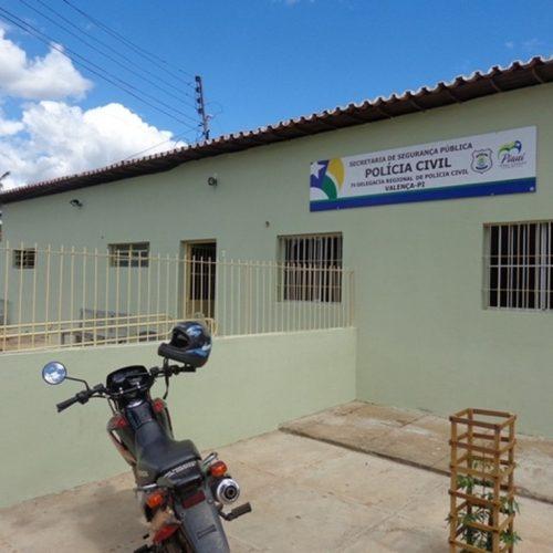 Homem é preso suspeito de agredir filho de nove meses em hospital em Valença do Piauí