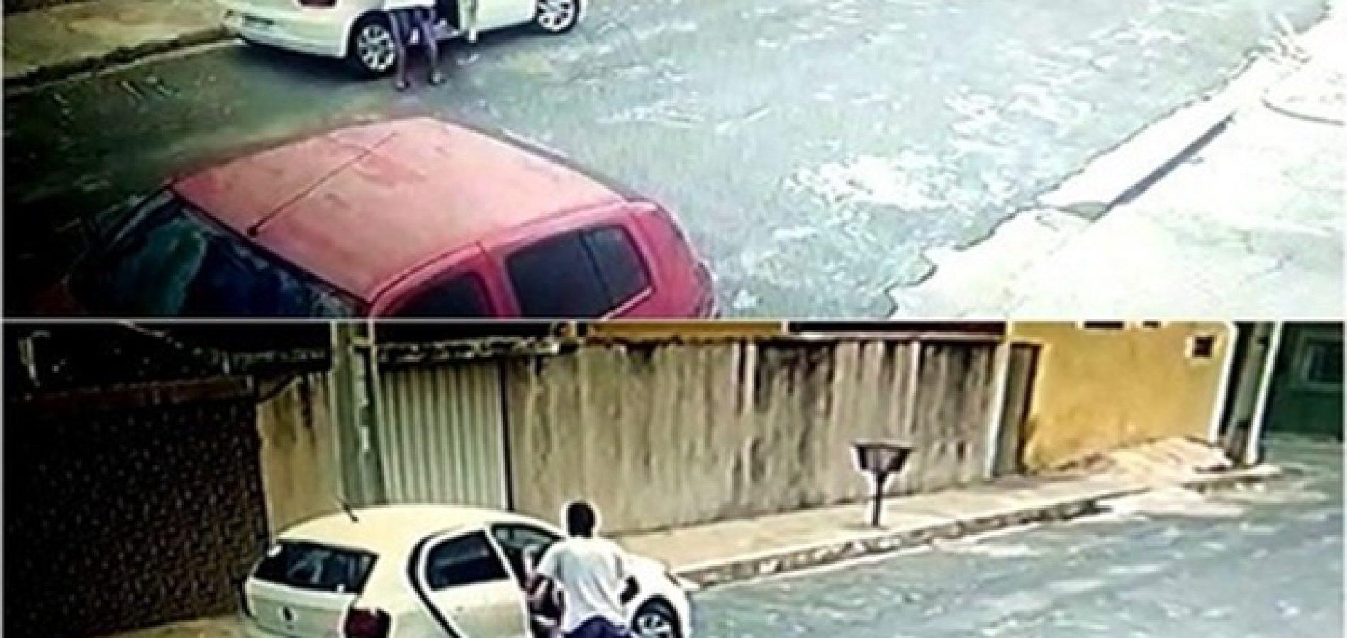 Após 12 horas, cãozinho levado durante roubo de carro no Piauí é reencontrado