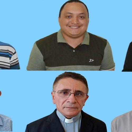 Dom Plínio anuncia transferências e nomeações de seis padres da Diocese de Picos