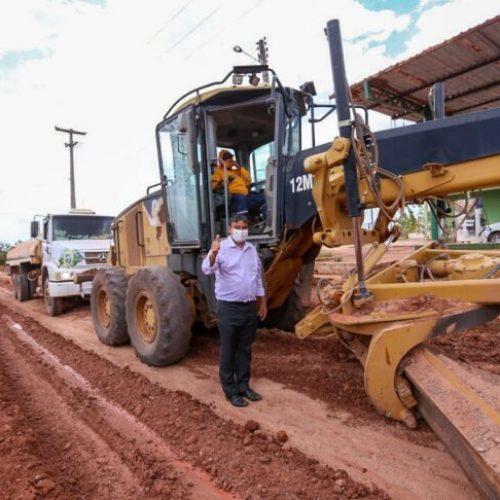 Piauí autoriza R$ 28 milhões em asfaltamento em quatro municípios do extremo sul