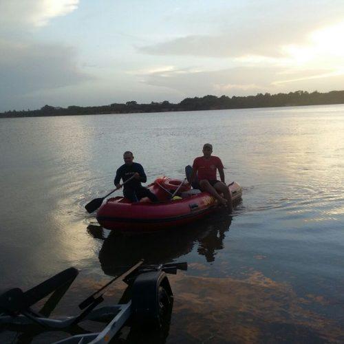 Jovem de 23 anos morre afogado no Rio Parnaíba