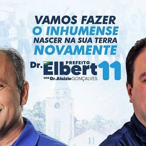 Dr. Elbert e Dr. Aluízio realizarão mega carreata no próximo sábado (07) em Inhuma