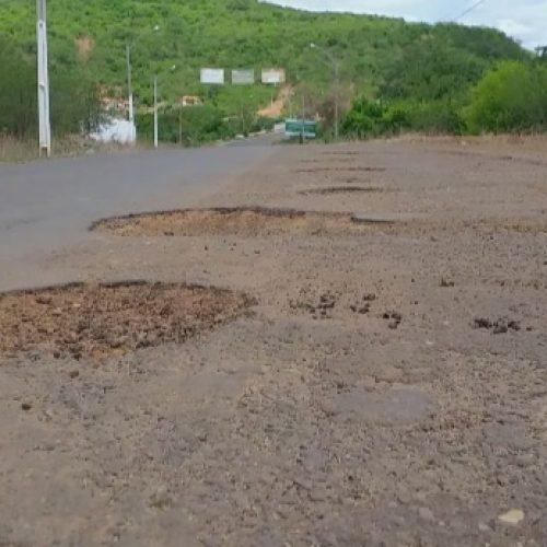 Obra de recuperação da PI 238 entre Bocaina e São João da Canabrava não foi concluída