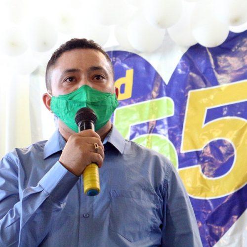 Em Vera Mendes, Dr. Carlim vence eleições com 1.900 votos de maioria