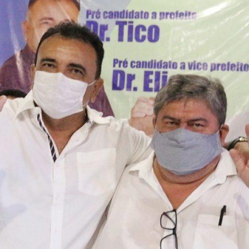 Dr. Tico é eleito e voltará ao comando do município de Campo Grande do Piauí