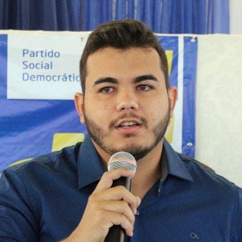 Filipe Gonçalves eleito em Caldeirão Grande do Piauí está entre os três prefeitos mais jovens do Piauí