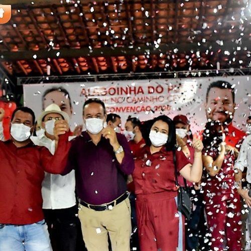 Reeleitos, Jorismar e Cícero têm maioria de vereadores na Câmara de Alagoinha do Piauí