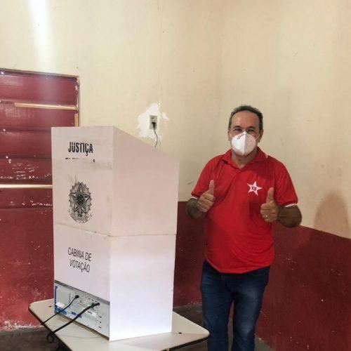 Jorismar Rocha confirma voto neste domingo em Alagoinha do Piauí