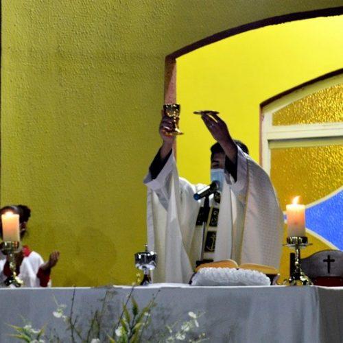 Missa marca encerramento do 39º festejo de Santo Antônio em Vila Nova do Piauí; fotos