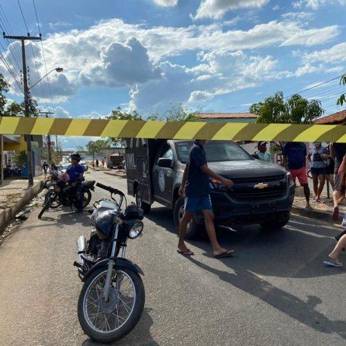 Homem é morto ao perseguir suspeitos de assalto para recuperar moto no Piauí