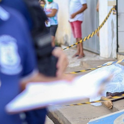 Homem é morto em tentativa de assalto quase ao lado de batalhão da PM no Piauí