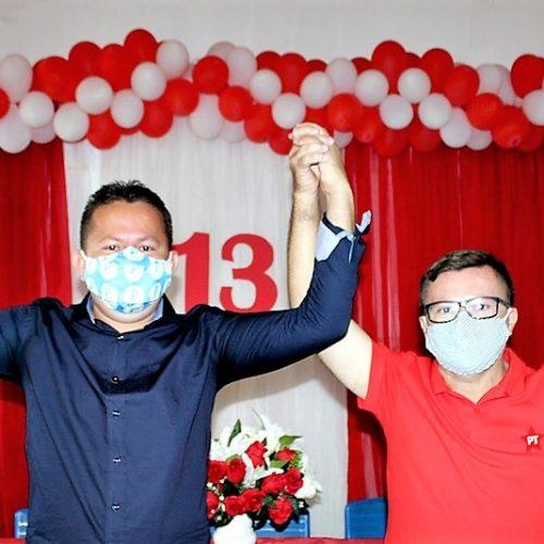 Novim e Odair vencem as eleições para prefeito em Francisco Macedo