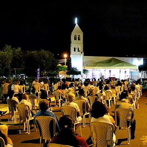 Devotos prestigiam primeira novena e missa do 266º festejo de Nossa Senhora da Conceição em Bocaina