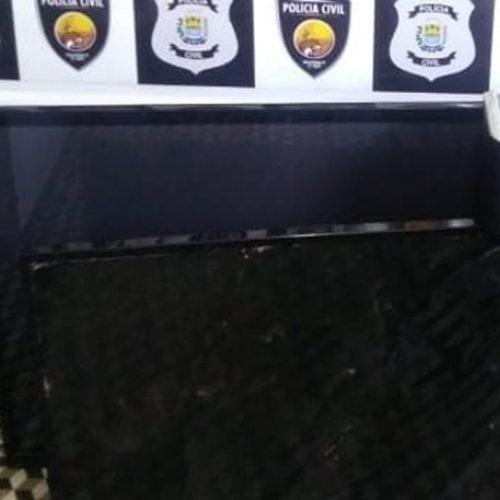PM de Jacobina do Piauí identifica autores de furto em escola estadual do município
