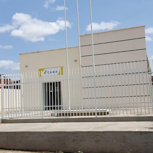 Em Francisco Macedo, gestão de Nonato Alencar entrega sede própria dos Correios