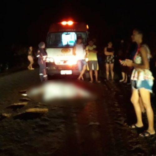 Soldado do Exército que atuou nas eleições morre em acidente entre Bocaina e São João da Canabrava