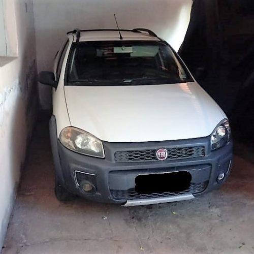 Polícia Militar localiza veículo roubado entre Alagoinha e Monsenhor Hipólito