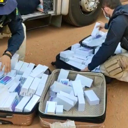 Polícia apreende celulares pela 2ª vez e investiga empresário suspeito de sonegação fiscal no Piauí