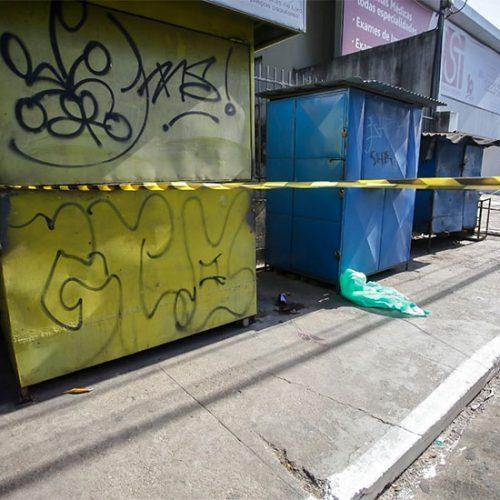 Mulher morre após sofrer descarga elétrica enquanto esperava ônibus no Piauí