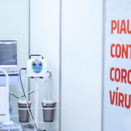 Piauí registra 216 novos casos de covid-19 em 24 horas e 3 mortes