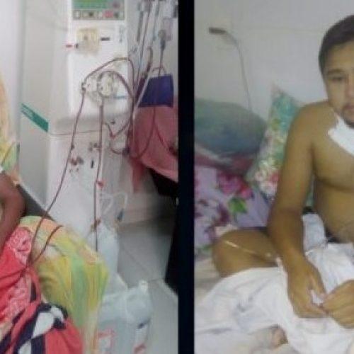 Jovem piauiense precisa de ajuda financeira para realizar transplante em Fortaleza
