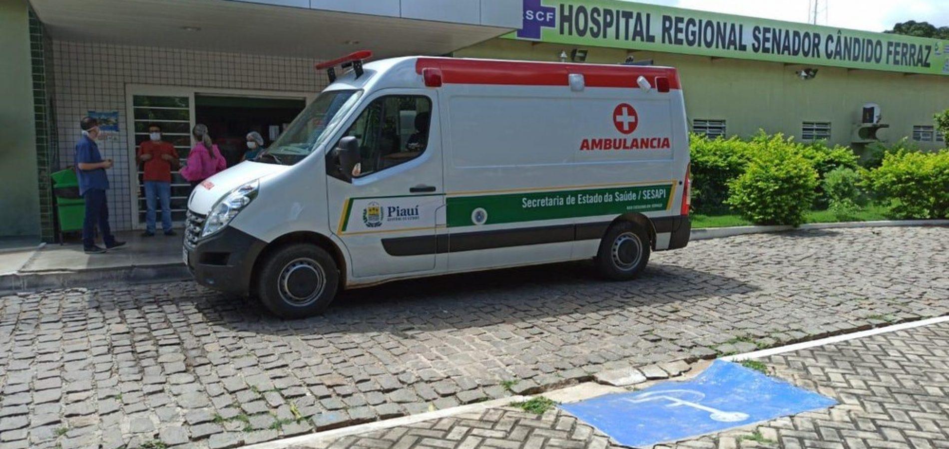 Após alta de internações por Covid-19, São Raimundo Nonato vai receber equipamentos e profissionais de saúde