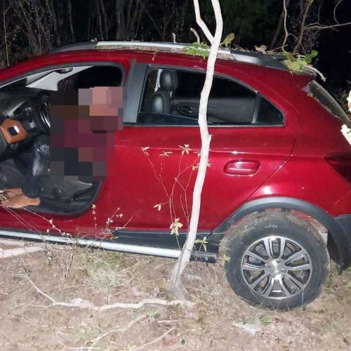 Suspeitos confrontam a PM após assaltar empresário Piauí; dois são presos e um é baleado