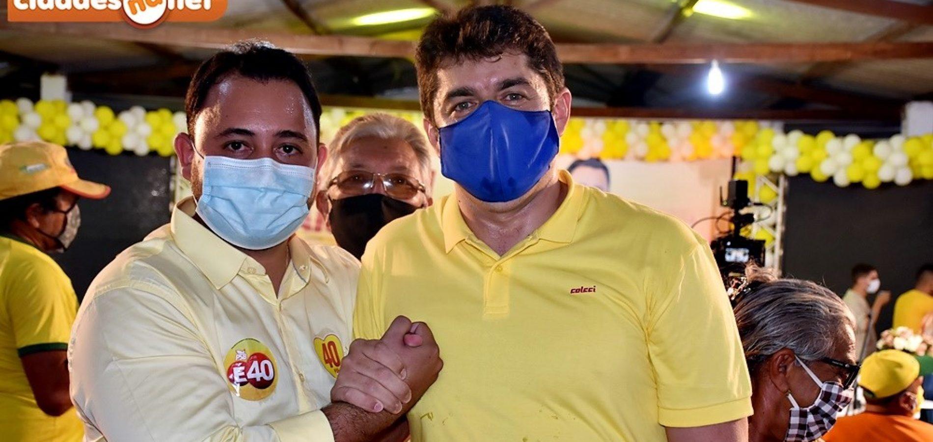 Cinco vereadores eleitos são do grupo de Dr. Samuel e Dr. Leonardo em São Julião