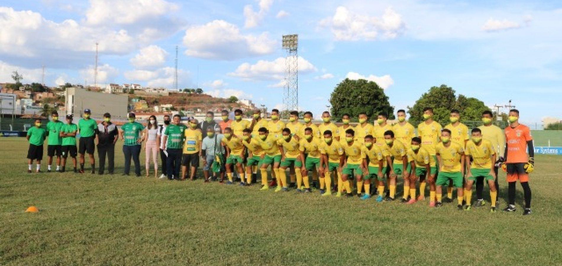 SEP apresenta elenco para disputar últimos jogos do Campeonato Piauiense
