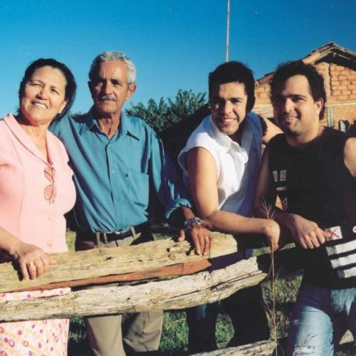 Morre Seu Francisco, pai de Zezé di Camargo e Luciano